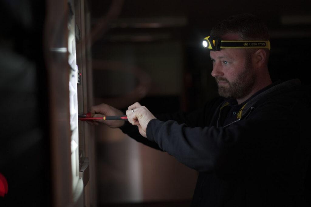 Renovering af el-installationer